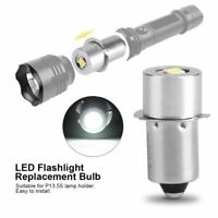 Led Bulb Ultra Bright Maglite Conversion Upgrade 3 To 6 C D Cell 350 Lumen Model