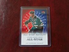 2008-09 FLEER ULTRA JOE THORNTON ALL STAR ROYALTY #ASR-6.