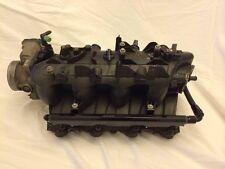 Z921 Fuel Rail Kit -8AN Black high flow rails w/ Crossover 5.3 6.0 Chev LM7 LQ4