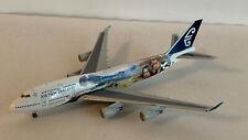 513838 Herpa 1/500 Lord of the Rings Legolas & Aragorn Boeing 747 Air NewZealand