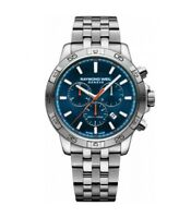 RAYMOND WEIL Tango Blue Dial Chronograph Men's Watch 8560ST250001
