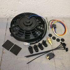 1935 - 1941 Ford 8 Radiator Air Cooling Fan Push Pull electric 12v slim