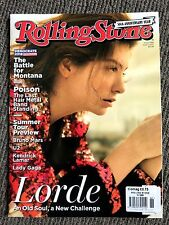 Rolling Stone Magazine Issue 1291 July 27th 2017 Emilia Clark Game of Thrones