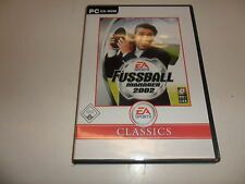 PC   Fussball Manager 2002 [EA Classics]