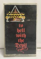 Stryper Isaiah 53:5- To Hell With the Devil Cassette