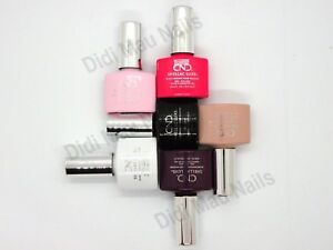 CND SHELLAC LUXE .42 Fl Oz / 12.5 mL NEW FORMULA 65 SHADES TOTAL, 15 EXCLUSIVE