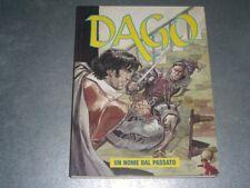 DAGO ANNO IX N.12 - UN NOME DAL PASSATO