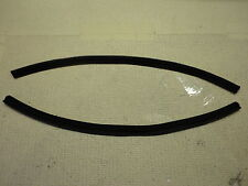 67-72 Mopar A Body Dart Duster Demon 2 Door Roll-Up Quarter Window Seals