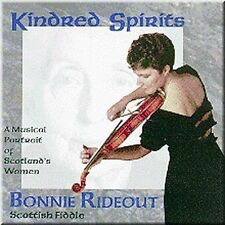 : Kindred Spirits: A Musical Portrait Of Scotland's Women  Audio CD