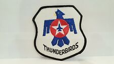 USAF THUNDERBIRDS PATCH 4  x 3 3/4 inches