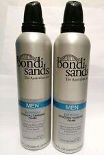 2 x Bondi Sands for Men Everyday Gradual Tan Tanning Foam 225ml
