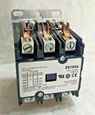 Hartland Controls HCCY-3XT04QP250- 3 Pole Definite Purpose Contactor 120VAC Coil