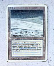 MTG Tundra Revised Dual Land