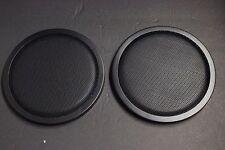 "2 Speakers cover 8"" DJ Car Speaker Steel Mesh Sub Woofer Subwoofer Grill Cover"