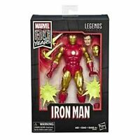 Marvel Legends 80th Anniversary Iron Man 6-Inch Action Figure - IN Stock!