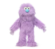 Purple Monster Hand Puppet by Silly Puppets 35cm