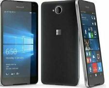 ⭐⭐ Microsoft Lumia 650 - 16GB-NERO (SBLOCCATO) SMARTPHONE + garanzia ⭐⭐