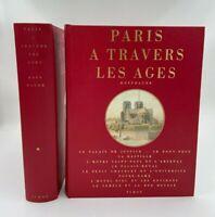 2 TOMES PARIS A TRAVERS LES AGES DE HOFFBAUER LIOT EDITIONS TCHOU 1978 H3100