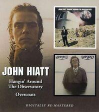 John Hiatt - Hangin Around the Observatory / Overcoats [New CD] UK - Import