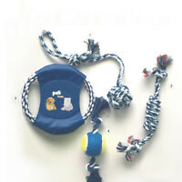 ROPE TOYS DOG TOY PET DURABLE DOG ROPE TOYS UK STOCK SETS 4 PIECES