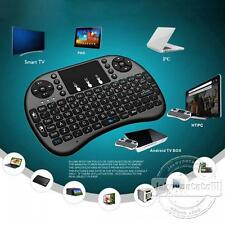 2.4G Wireless Fly Air Mouse Keyboard Remote Touchpad For KODI Android TV PC BOX