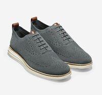 Cole Haan Men's Original Grand Stitchlite Wingtip Shoes - Magnet/Ivory C27961