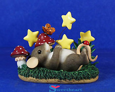 Charming Tails Wish Upon A Star Figurine