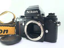 < Nuovo di zecca > Nikon F3 HIGH PERFORMANCE ALTA OCCHIO PUNTO 35mm SLR Fotocamera Pellicola MANUALE con MF-14 Japan 2386