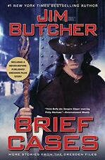 NEW Brief Cases Dresden Files FREE SHIPPING