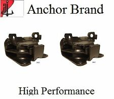 2 PCS Motor Mount Kit for Chevrolet S10 Pickup Truck with 4.3L V6 1996-2004