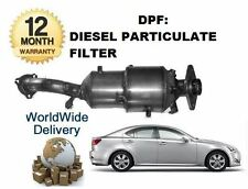 FOR LEXUS IS220D IS220 DIESEL 11/2005-12/2010 NEW DPF DIESEL PARTICULATE FILTER
