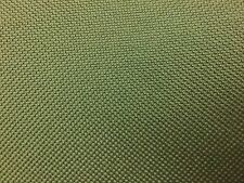 Olive Green Marine PVC Vinyl Canvas Waterproof Upholstery Outdoor Fabric - BTY