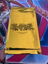 Yugioh - The Movie Promo 2004 (Sealed Pack) 1 Booster Englisch Limited Edition