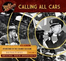 Calling All Cars, Volume 5 by Robson, William
