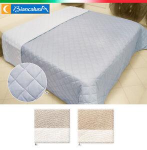 Steppdecke BIANCALUNA Hochzeits- Double Face Abdeckung Bett Decke