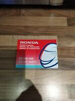 Honda NES125/150 @ Genuine Owners Manual Good Condition