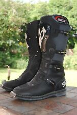 Sidi motorcycle Enduro/Motorcross/Adventure boots size 9.5