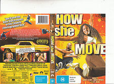 How She Move-2008-Rutina Wesley-Movie-DVD