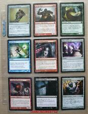 9 x MAGIC THE GATHERING TRADING CARDS MIXED EDITIONS #69