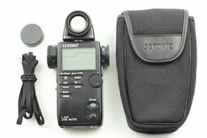 [Exc+4] SEKONIC L-508 Zoom Master w/case From JAPAN