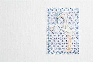 Blue Print Stork Small Album
