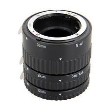 Meike MK-N-AF-B Auto Focus AF Macro Extension Tube Set Autofocus for Nikon D-SLR