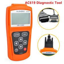 """3""""LCD portable display AC619 obdii OBD2 voiture diagnostic scanner tester kit ELM327"""