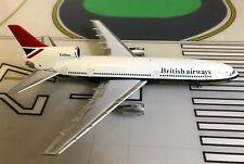 British Airways Lockheed L-1011 G-BBAE 1970 1/400 diecast Lockness/Aeroclassics