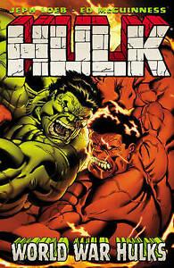 World War Hulks by Jeph Loeb (2011, Trade Paperback)