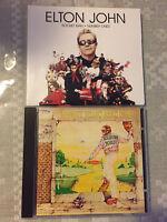 ELTON JOHN CD ROCKET MAN NUMBER ONES BRAND NEW SEALED +BONUS Goodbye Yellow Road
