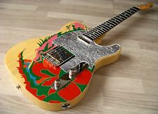 TPP Jimmy Page Led Zeppelin DRAGON Telecaster Tribute Fender Squier Classic Vibe