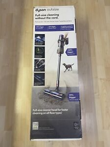 NEW Dyson - Outsize V11 Cordless Vacuum Cleaner - Nickel