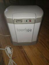 Nice!  TSK-5201MA (Brookstone) Nursery Spa Towel Baby Blanket Warmer CLEAN-WORKS