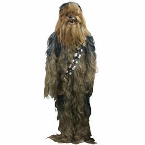 Cosplay Star Wars Chewbacca Costume Halloween Fancy Dress Adult Xmas One Size
